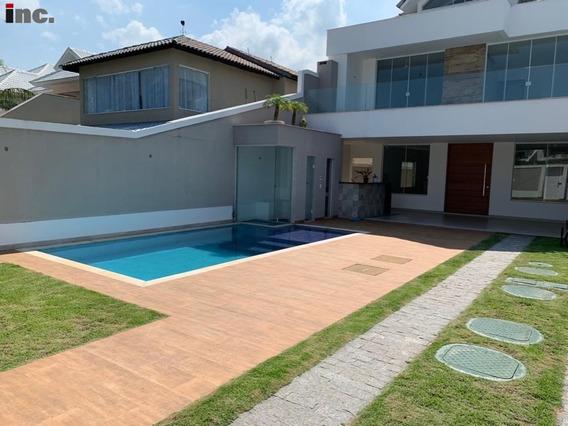 Maravilhosa Casa No Condomínio Rio Mar - 4 Suítes + Sótão - 430m² Construídos. - Riomar X M - 68314653