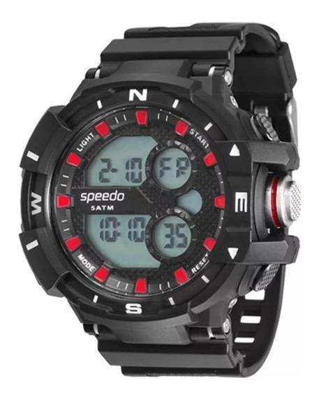 Relógio Speedo Masculino 81093g0egnp1 Novo Com Garantia