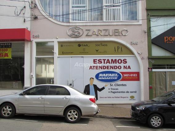 Loja Para Aluguel, 5 Quartos, Centro - Americana/sp - 10733