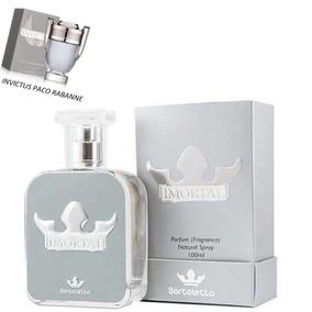Perfume Imortal Bortoletto - Inspirado Invictus Paco Rabanne