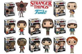 Funko Pop Stranger Things Varios Modelos Baloo Toys