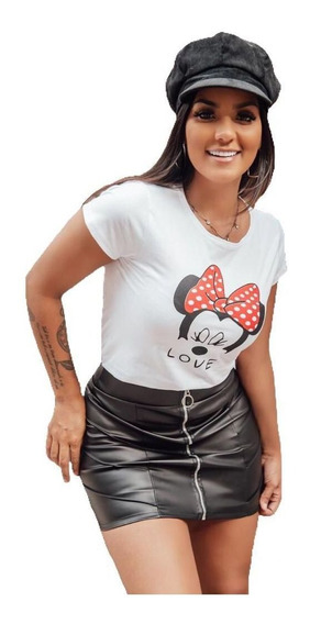 Camisetas Feminina Atacado Revenda Kit 10 Peças