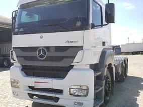 Mercedes-benz Mb 2644 6x4 Axor 2013 / Financiamos