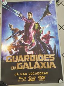 Pôster Cartaz Guardiões Da Galáxia 93x63 Cm