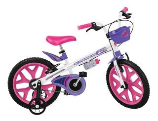 Bicicleta Infantil Aro 16 Bandeirante Superbike 3022