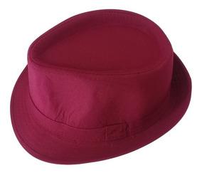 Sombreros Fedora Unisex Playa Ala Corta