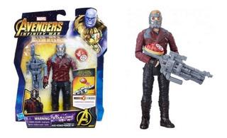 Muñecos Avengers Vengadores Infinity War 15cm Hasbro