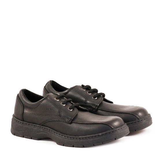 Zapatos Colegiales De Cuero Del 27 Al 33 Batistella