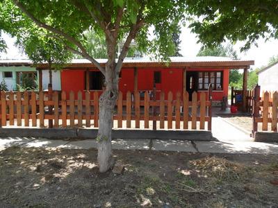 Vendo Casa Urbano Rural Capiz Alto San Carlos Mendoza
