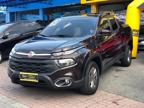 Fiat Toro Freedom 1.8 At6  2020 Marrom