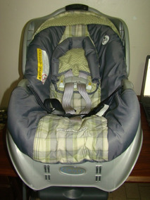 Silla Porta Bebes Carseat Graco Classic Connect