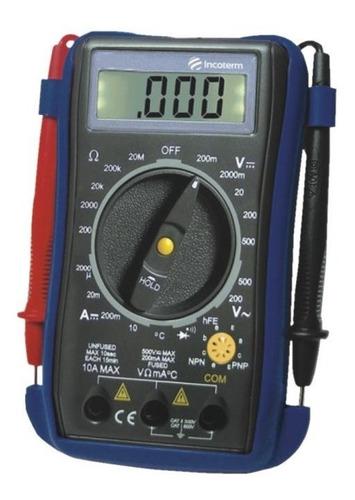 Multimetro Digital Incoterm Md230