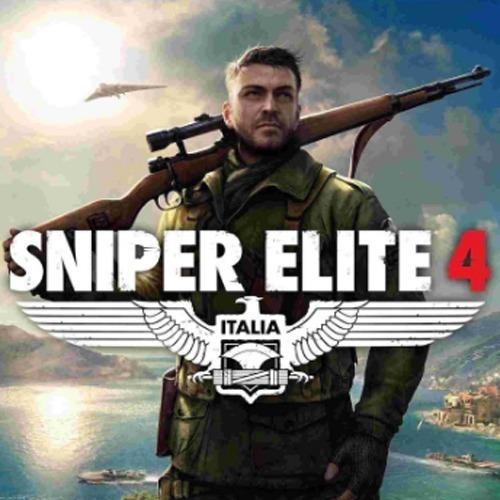 Sniper Elite 4 Deluxe Edition-pc-dvd- (midia Fisica)