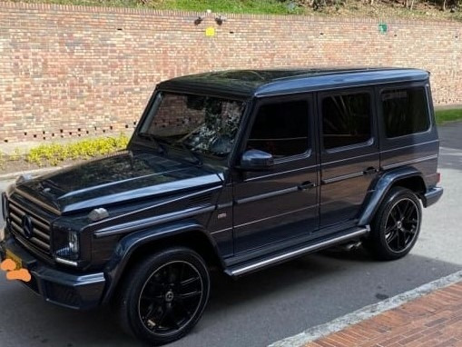 Mercedes Benz Clase G 500 Kit Amg Blindaje 2 Plus