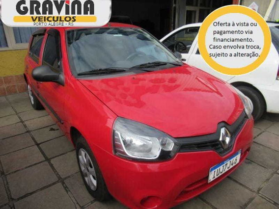 Renault Clio Expression 1.0 16v - Ipva 2020 Pago!