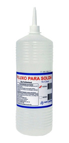 Fluxo De Solda Liquido 1000ml Bga Notebook Pc Smd Reballing