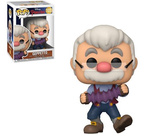 Imagem 1 de 4 de Funko Pop Disney Pinocchio - Geppetto 1028 Pinoquio