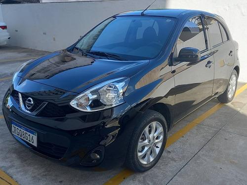 Nissan March 2020 1.6 16v Sv Aut. 5p