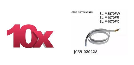 10x Cabo Flat Samsung M4070 M3870 M3875 M4075 Jc39-02022a