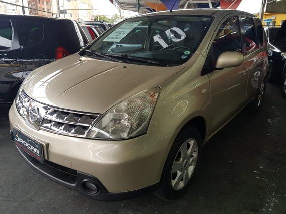 Nissan Livina Sl Automático 1.8 Flex 2010