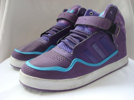 Botita adidas Hombre Violeta