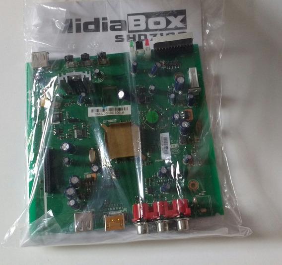 Kit Placas Mídiabox Century Sdh7100 (orig.)