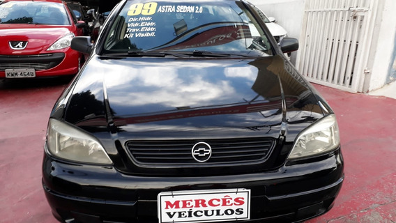 Chevrolet Astra 2.0 Mpfi Gls Sedan 8v Gasolina 4p Manual