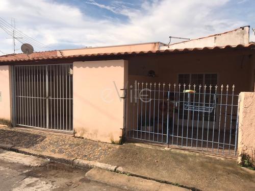 Imagem 1 de 11 de Casa À Venda Em Vila Castelo Branco - Ca008780