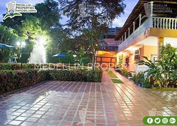 Fincas Para Alquilar En Antioquia- Santa Fe Cód: 4570