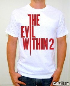 Playeras Personalizadas,the Evil Within 2