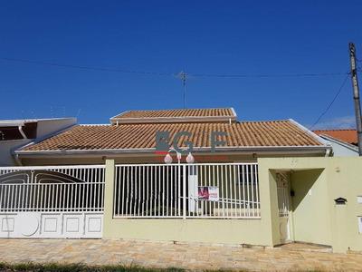Casa Térrea Com 3 Dormitórios (2 Suítes) - Chapadão Campinas - Ca6275