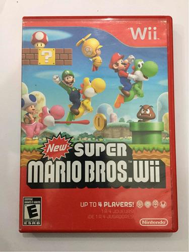 Super Mario Bros.wii Nintendo Wii