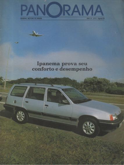 Panorama Ano 31 N°8 Agosto/1993 Publicação Da Gmb