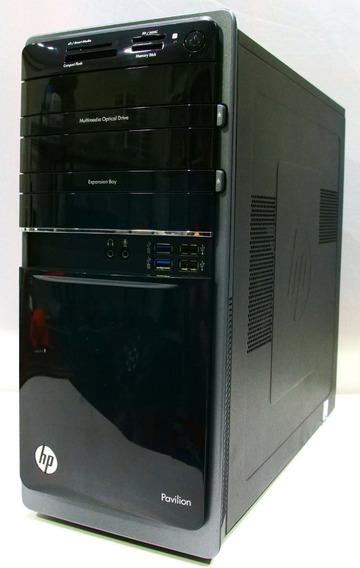 Desktop Hp Intel I5-4440 3.1ghz 4gb Mb Asus Hb1m-a Ssd128gb