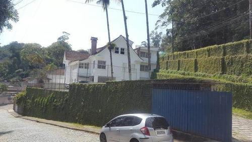 Imagem 1 de 8 de Casa Para Alugar No Bairro Centro - Petrópolis/rj - 2944372967