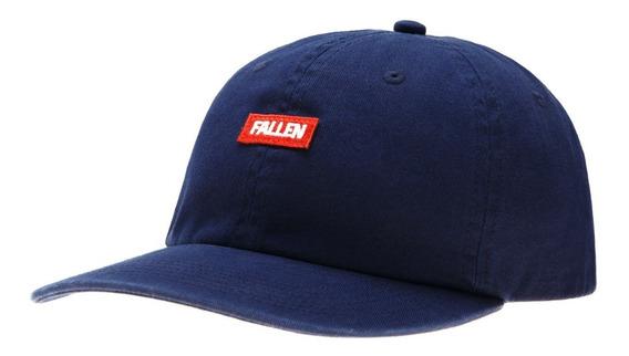 Fallen Cap Bar Logo