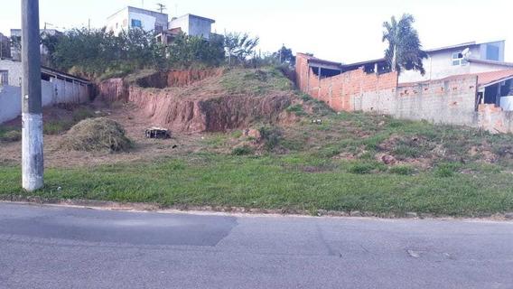 Terreno De 694,44 M² -no Portal Alvorada- Jacareí - S