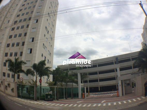 Apartamento Com 2 Dormitórios Para Alugar, 43 M² Por R$ 950,00/mês - Jardim Das Indústrias - São José Dos Campos/sp - Ap11362