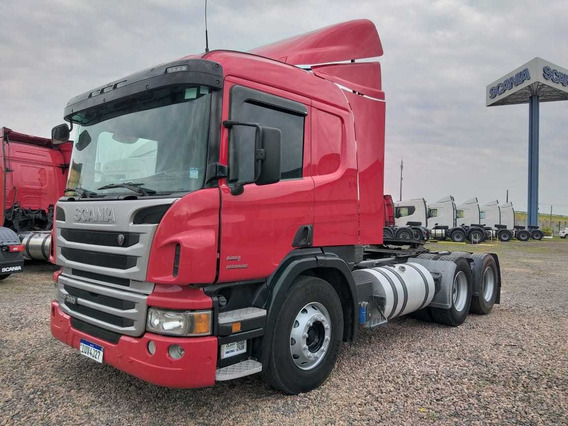 Scania P360 A6x2 Ano 2013
