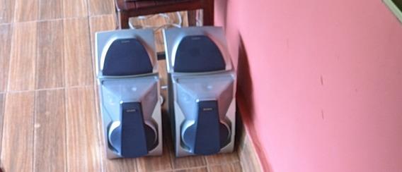 Caixa Acústica Sony Grx10av