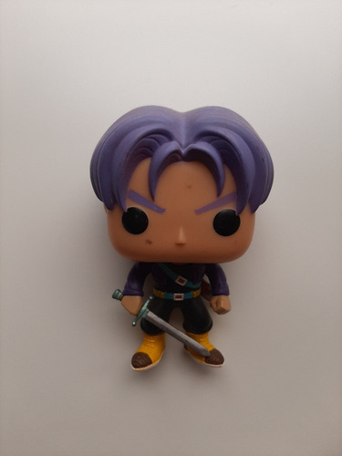 Funko Pop Trunks Dragon Ball Z Original