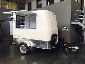 Food Truck Monterrey 100 S Full Con Freno Completo