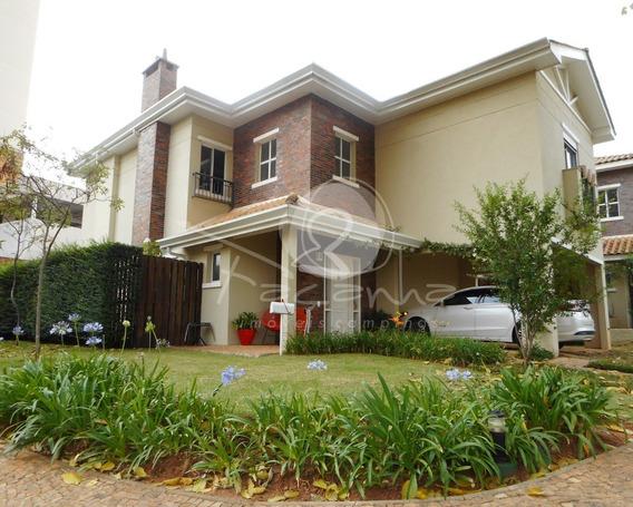 Casa Para Venda Em Condomínio Fechado Em Campinas- Imobiliária Em Campinas - Ca00803 - 67646581