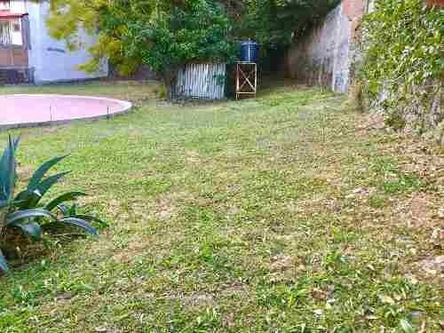 Terreno En Venta En Chapultepec, Cuernavaca