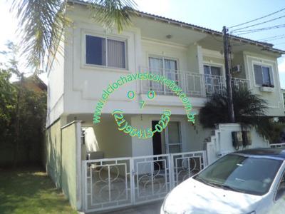 Casa 3 Quartos(1suíte) Condomínio Lazer Total - Pc0690