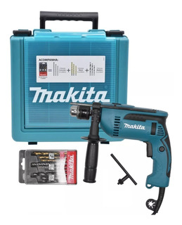 Furadeira Impacto 760w Hp1640kx1 Makita 110v Com Maleta
