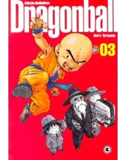 Mangá Dragonball Edição Definitiva - Do Número 2 Ao 10