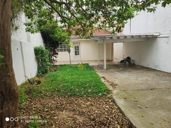 Casa Com 2 Dormitórios Para Alugar, 150 M² Por R$ 3.500/mês - Vila Marlene - São Bernardo Do Campo/sp - Ca0329