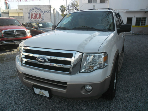 Ford Expedicion Limited 2012 Piel Q/c Rines Clima Impecable