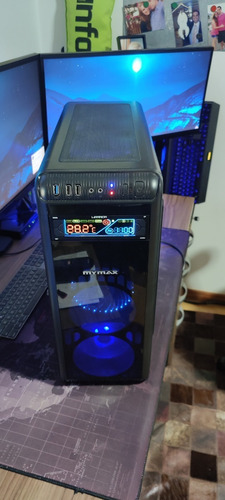 Pc Gamer - 32gb - 500 Nvme + 4tb - Gtx - I7 7700 - R$5499